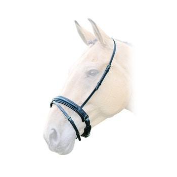 Lavello Padded Crank Flash Noseband