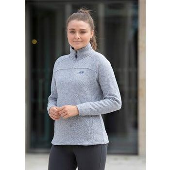 Sarah Half Zip Fleece - Ladies